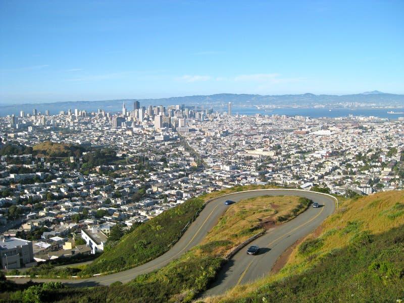 San Francisco bonito fotografia de stock royalty free