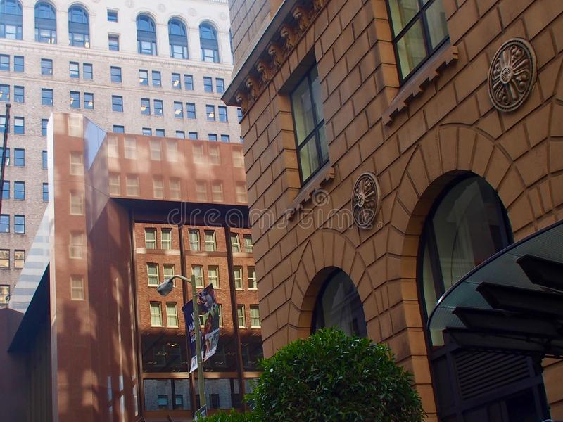 San Francisco céntrico fotos de archivo libres de regalías