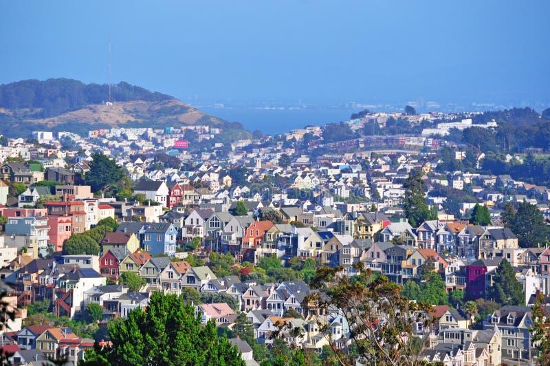 San Francisco, California, los Estados Unidos de América, los E.E.U.U. fotografía de archivo