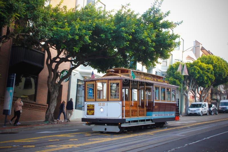 San Francisco Chinatown, CA, usa obrazy royalty free
