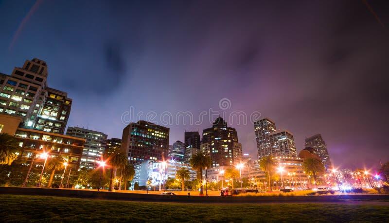San Francisco City stockbilder