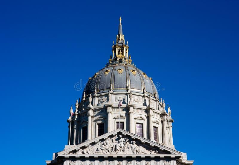 Download San Francisco City Hall stock photo. Image of life, center - 10643906