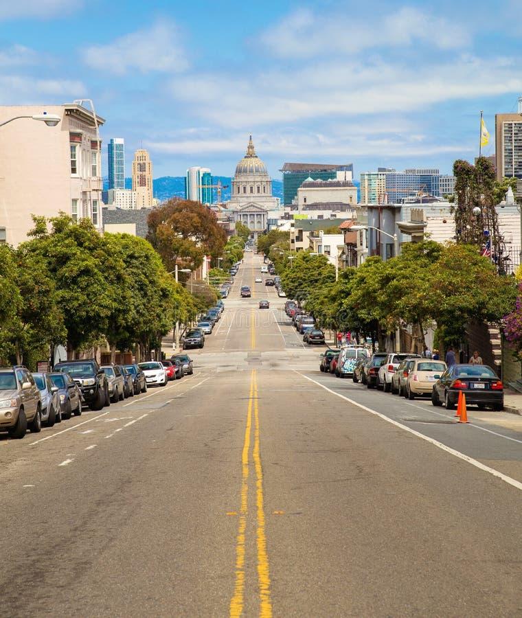 San Francisco City Hall fotografia stock libera da diritti