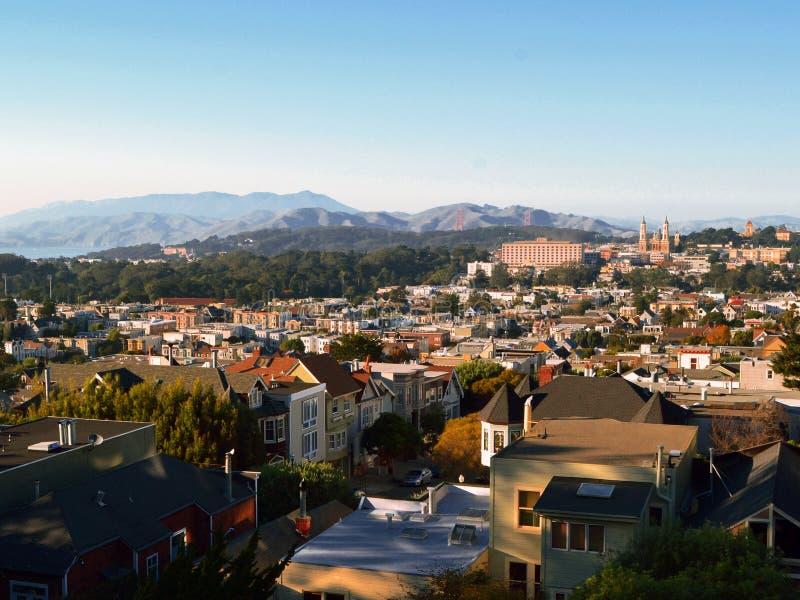 San Francisco Citylife fotos de stock