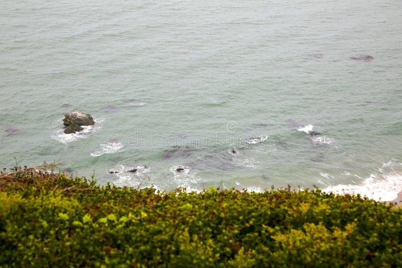San Francisco Coast arkivfoto