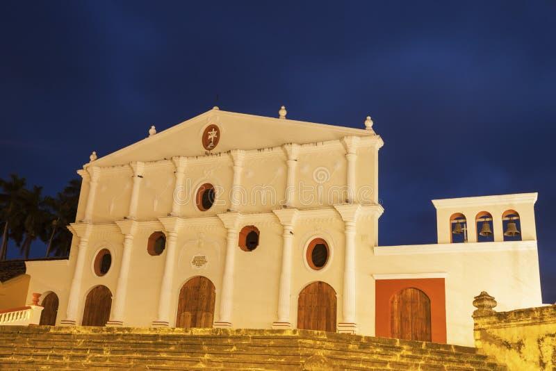 San Francisco Convent em Granada fotografia de stock royalty free