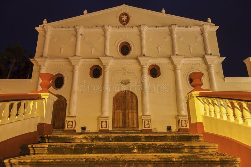 San Francisco Convent em Granada imagem de stock royalty free