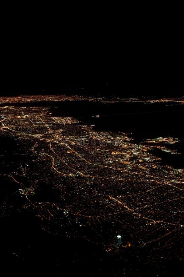 San Francisco de arriba imagen de archivo libre de regalías