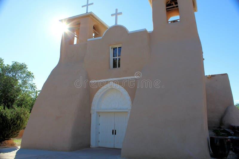 San Francisco de Asis Church royalty free stock photography