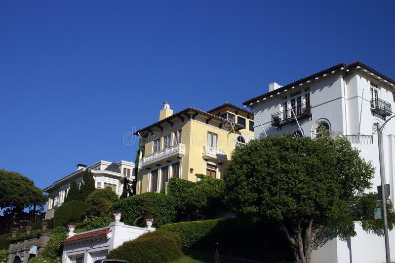 San Francisco, de V.S. royalty-vrije stock afbeeldingen