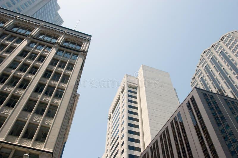 San Francisco downtown stock photography