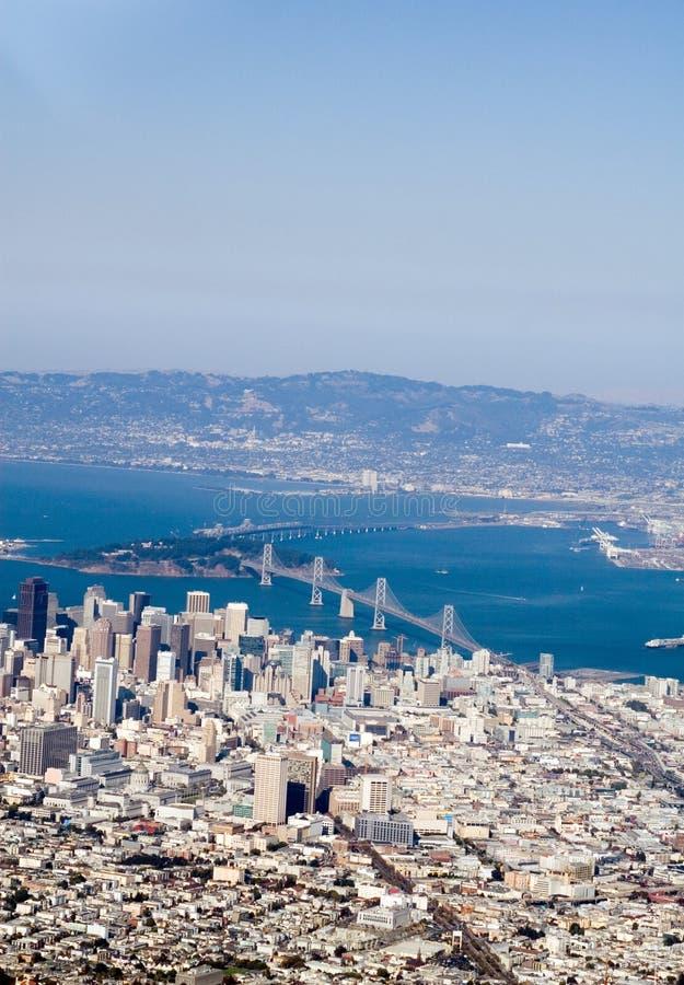 San Francisco du centre images libres de droits