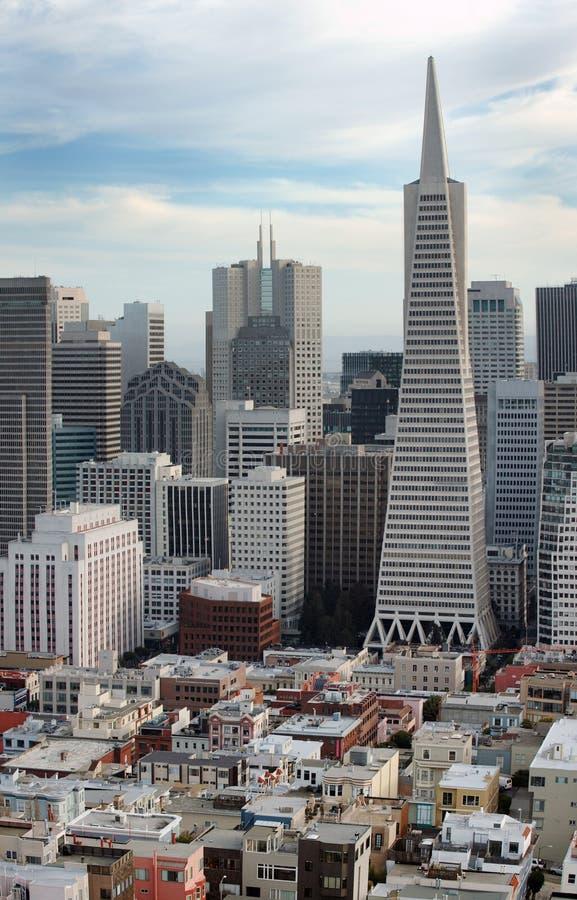 San Francisco du centre image libre de droits