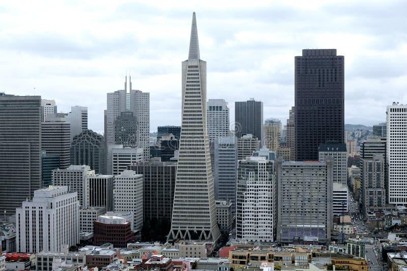 San Francisco du centre image stock