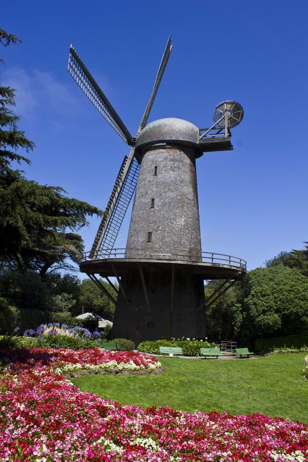 San Francisco Dutch Windmill photo libre de droits