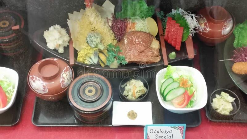 San Francisco erbjuder den bästa japanska kokkonsten i världen förutom Japan royaltyfri foto