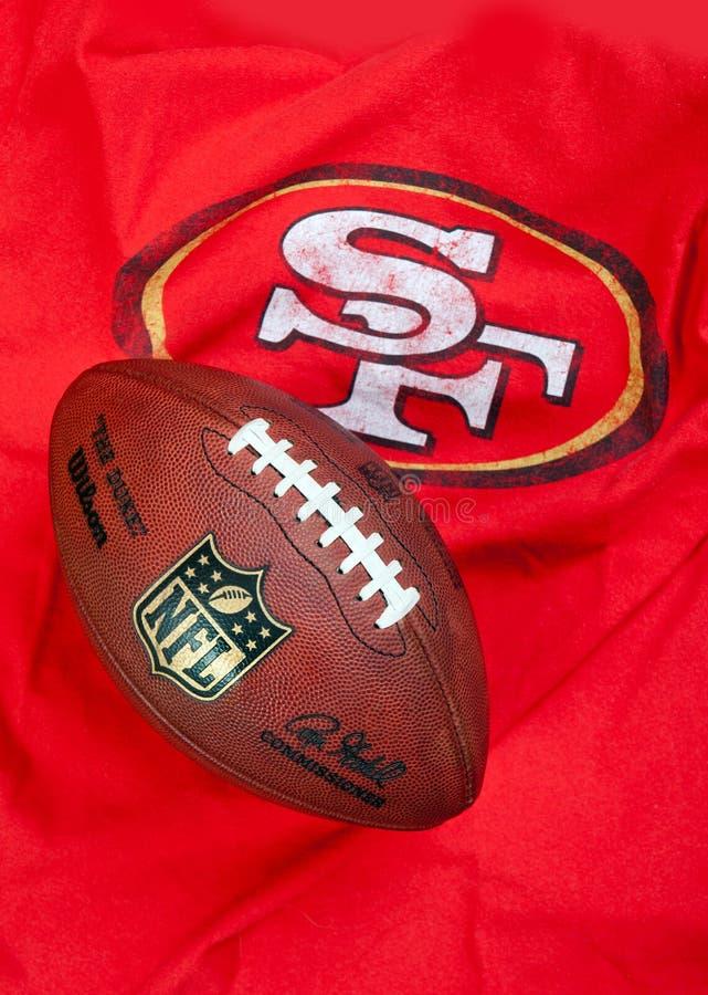 San Francisco 49ers photographie stock