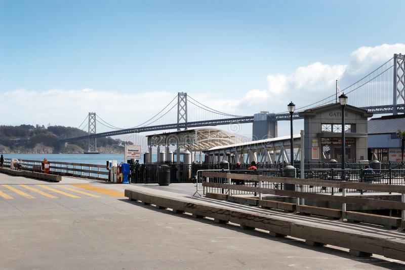 Download San Francisco Ferry Terminal Royalty Free Stock Photography - Image: 21118967