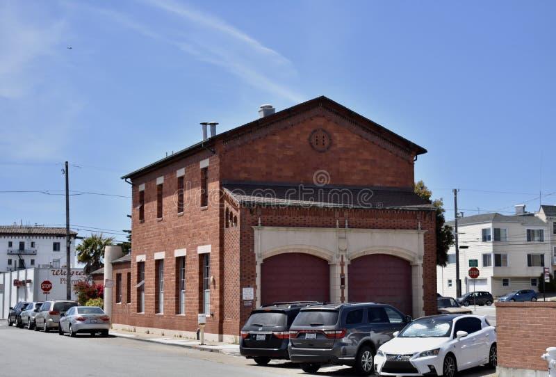 San Francisco Fire Department 34 unité côtière et de Cliff Rescue, 1 photographie stock