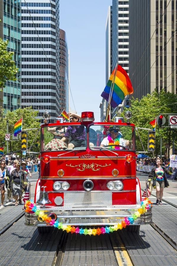 from Kieran gay pride california fires