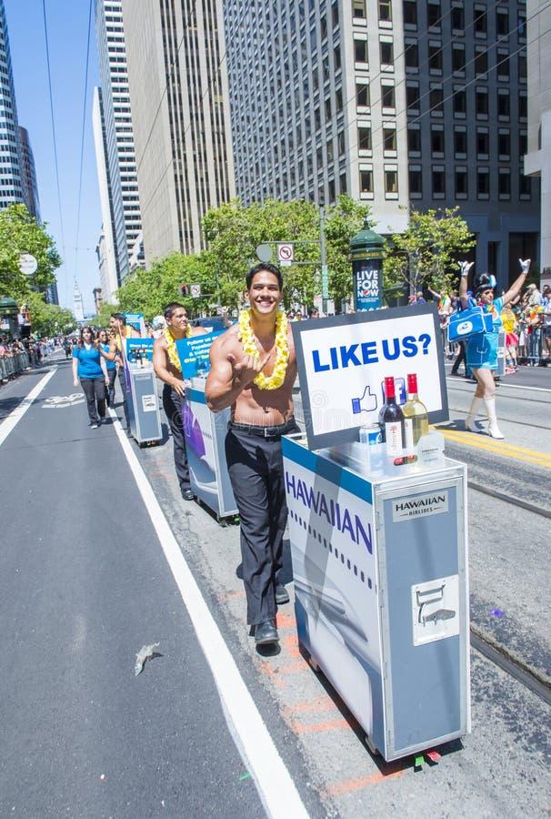 Download San Francisco gay pride editorial stock photo. Image of freedom - 33516583