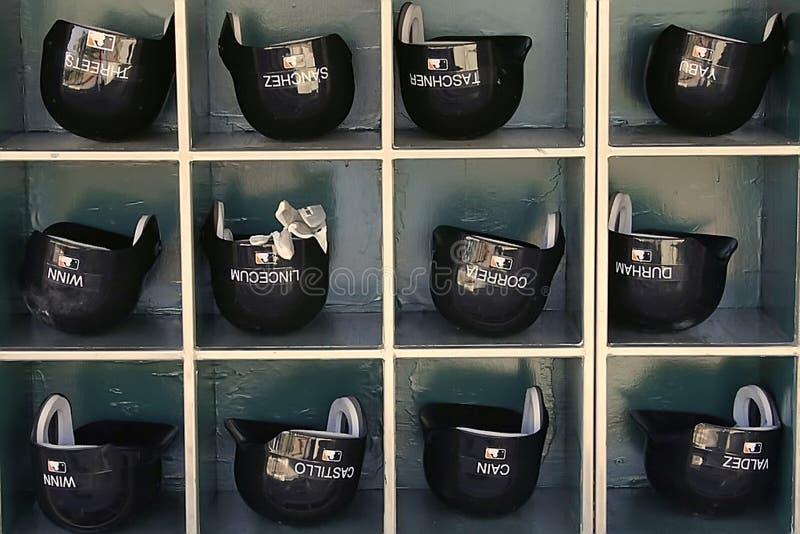 San Francisco Giants, équipe de baseball nationale photos libres de droits