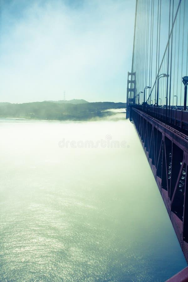 San Francisco golden gate bridge stockbilder