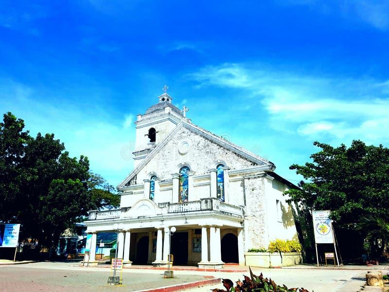 San Francisco Javier Church images libres de droits