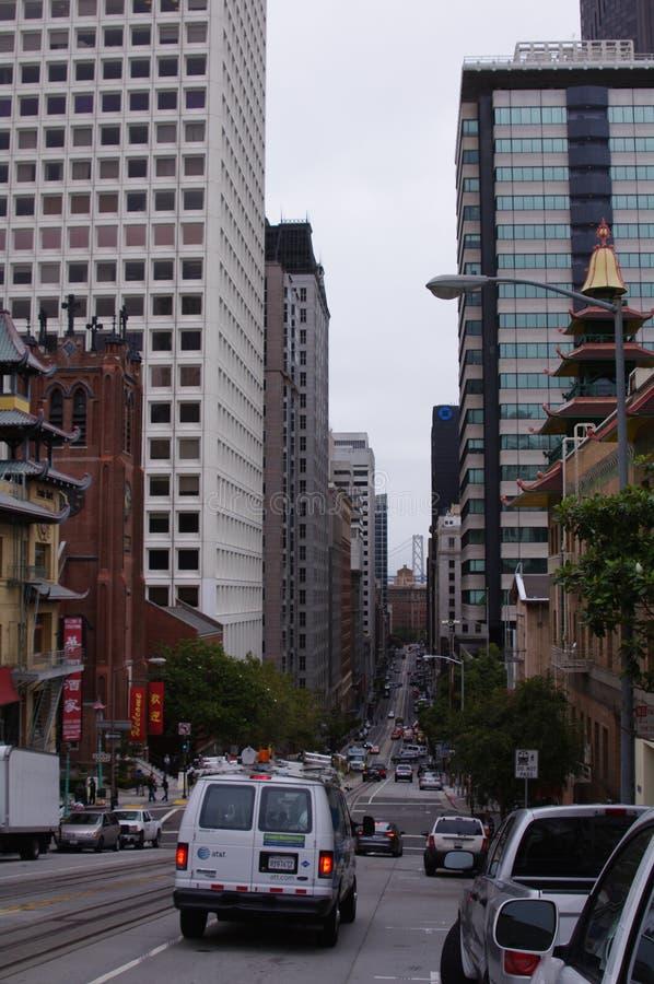 San Francisco, Kalifornien lizenzfreie stockfotografie