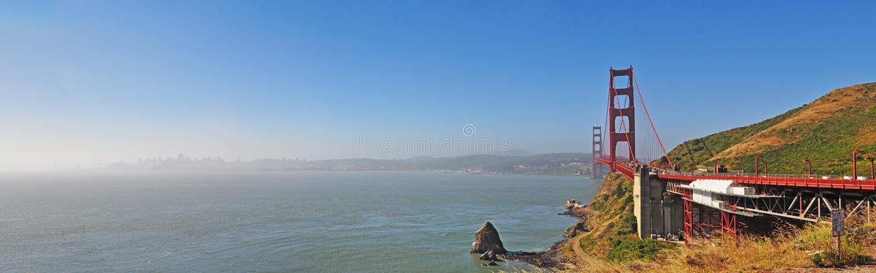 San Francisco, la Californie, Etats-Unis d'Amérique, Etats-Unis photos libres de droits