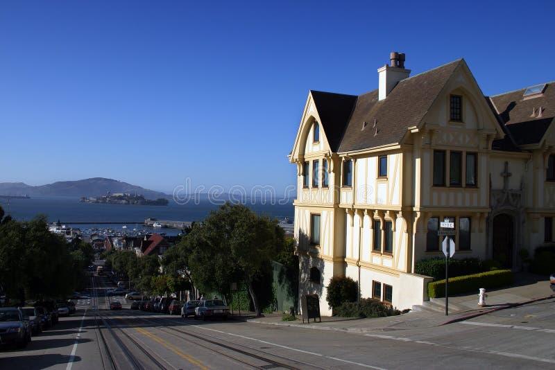 San Francisco, los E.E.U.U. foto de archivo