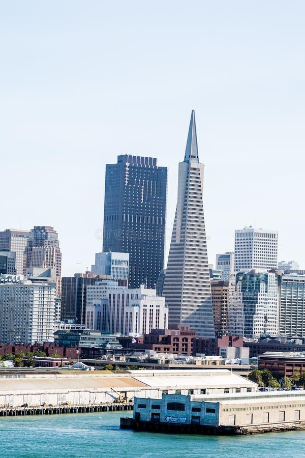 San Francisco Office Tower stock photo