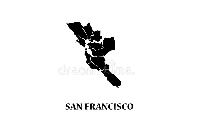 San Francisco Bay Area Map Stock Illustrations 17 San Francisco Bay Area Map Stock Illustrations Vectors Clipart Dreamstime The outline map of india shows the administrative boundaries of the states and union territories. dreamstime com