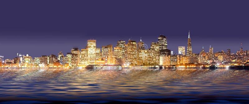 San Francisco - panorama fotos de archivo libres de regalías