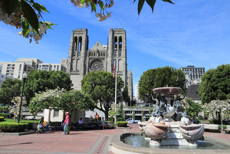 San Francisco Park photographie stock libre de droits