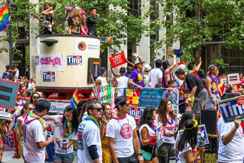 from Zander pacific pride association gay