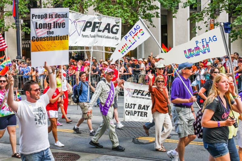 San Francisco Pride Parade 2015 SFMTA San Francisco