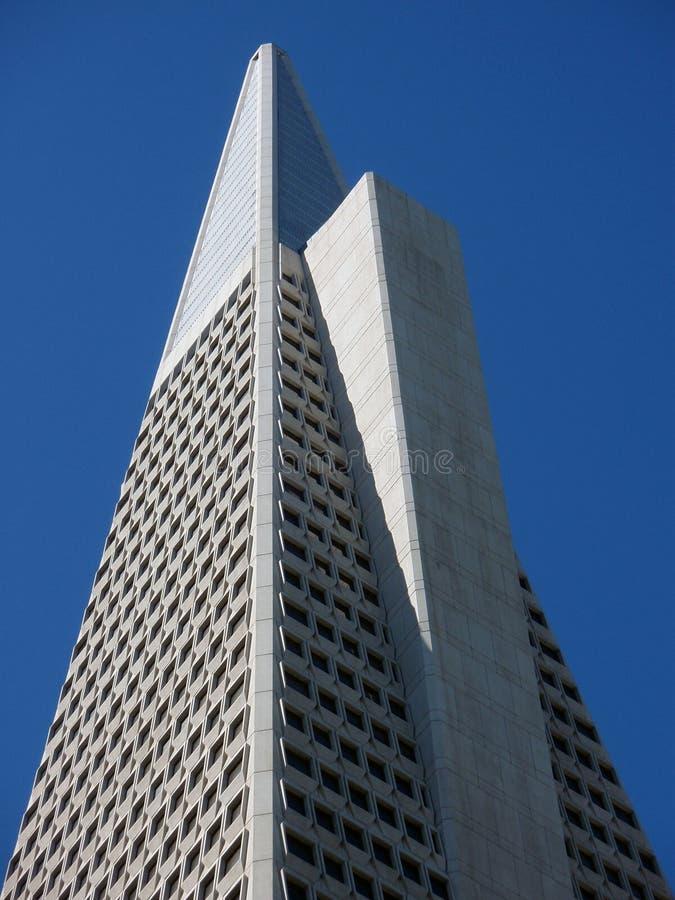 San Francisco - pyramide de transamerica images libres de droits