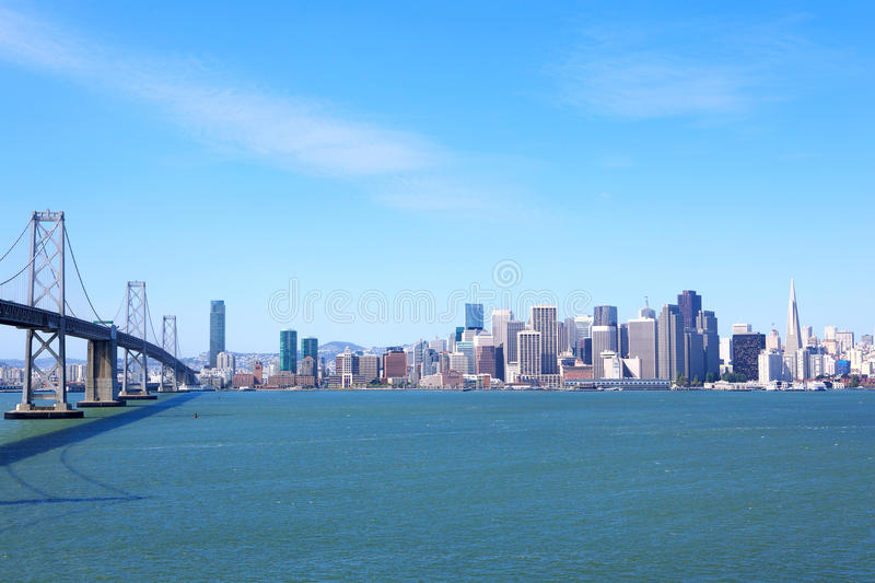 Download San Francisco Skyline stock image. Image of financial - 23745333