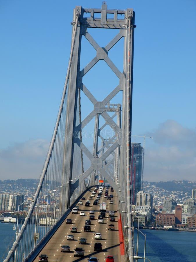 San Francisco skyline stock images