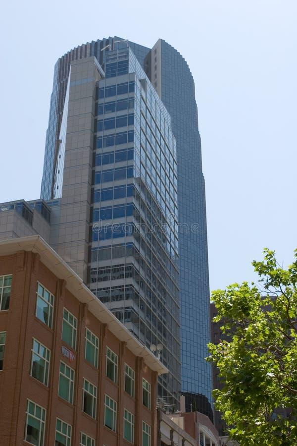 San Francisco skyscraper stock photos