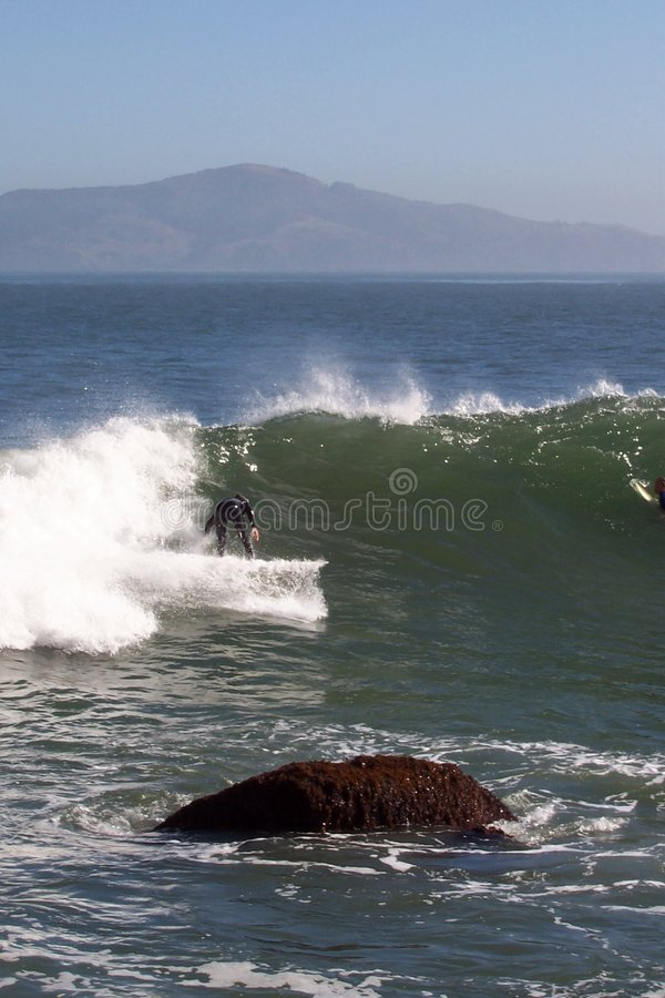 Download San Francisco Surfer stock afbeelding. Afbeelding bestaande uit surfing - 29067