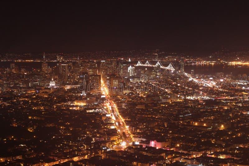 San Francisco Weather - ontruim! stock foto
