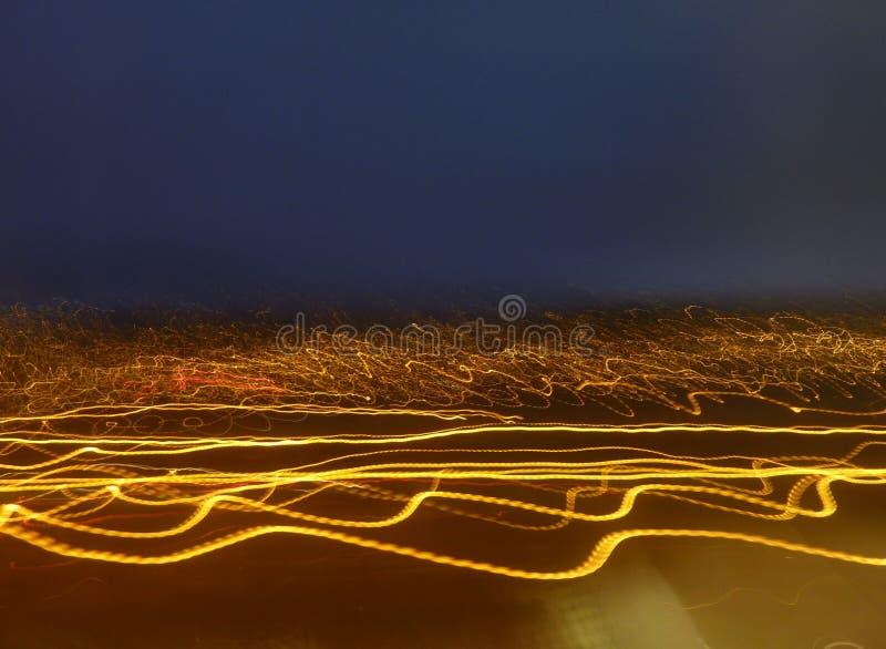 San Fransisco światła obrazy stock