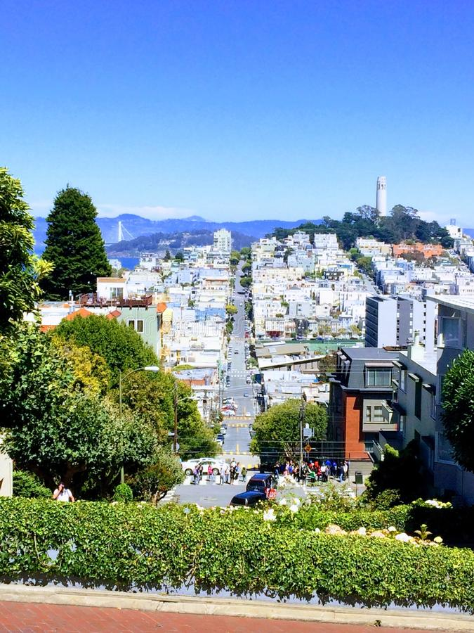 San Fransisco imagen de archivo libre de regalías