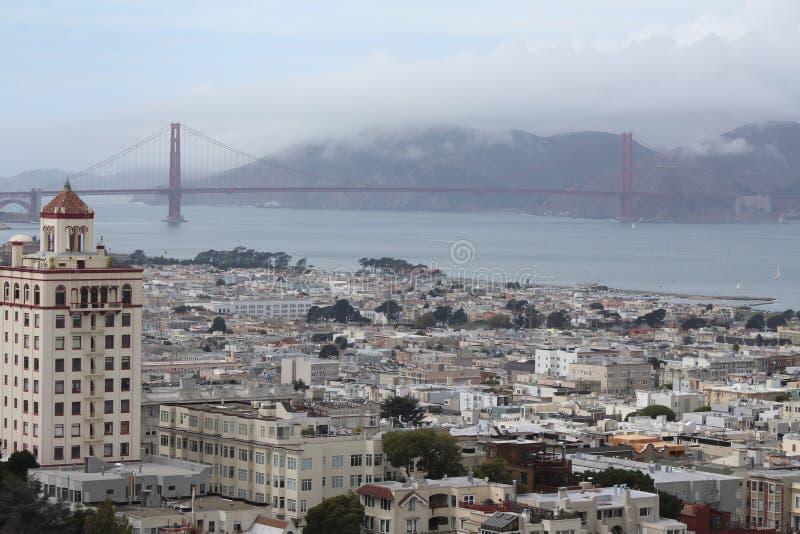 San Fransisco foto de archivo libre de regalías