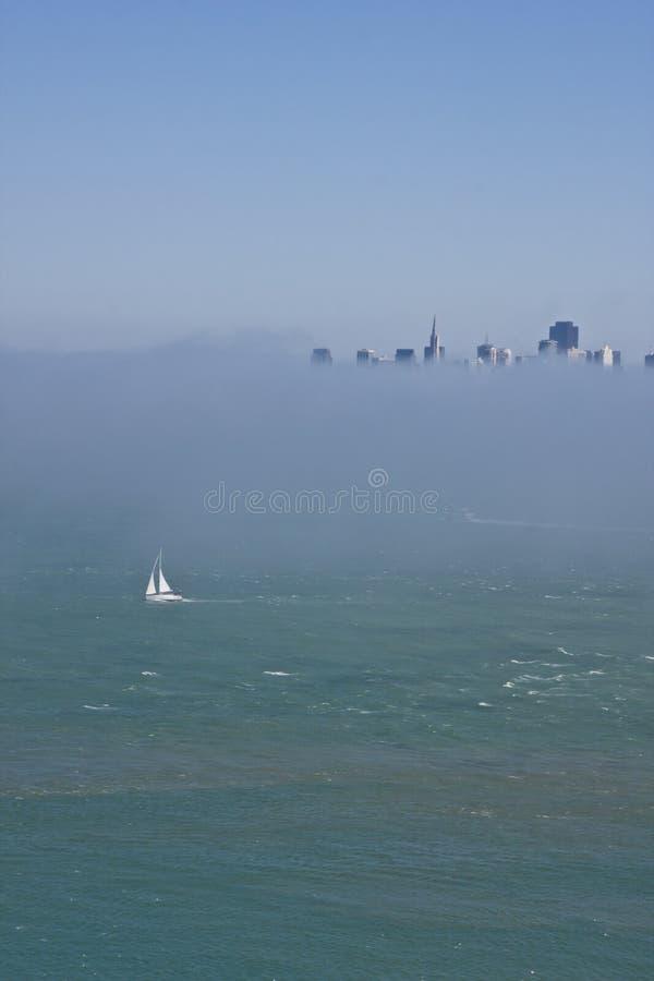 San Fransisco Cityscape foto de archivo
