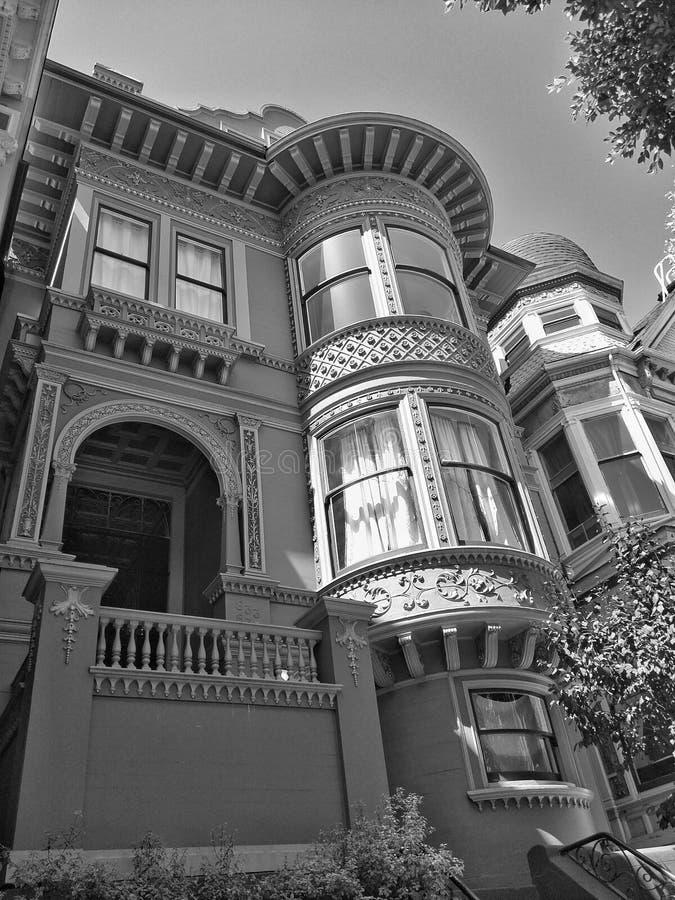 San Fransisco House imagen de archivo
