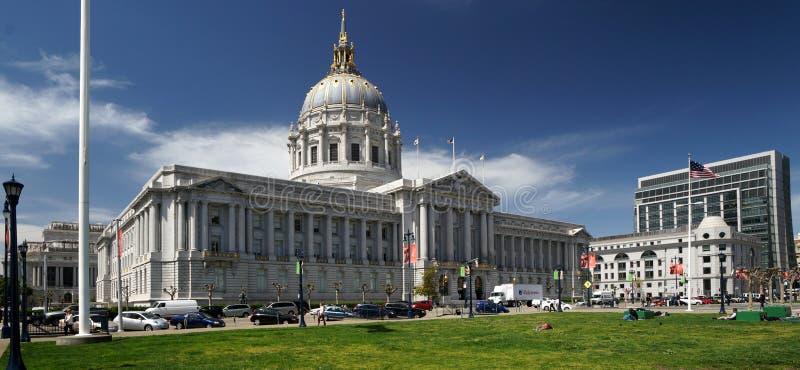 San Fransisco urząd miasta obrazy royalty free
