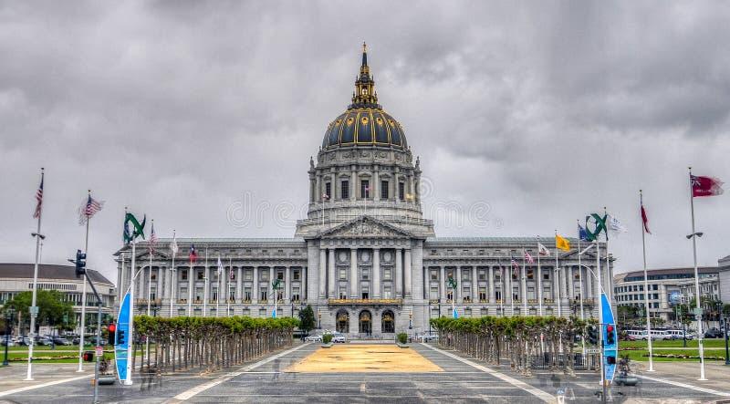 San Fransisco urząd miasta zdjęcie stock